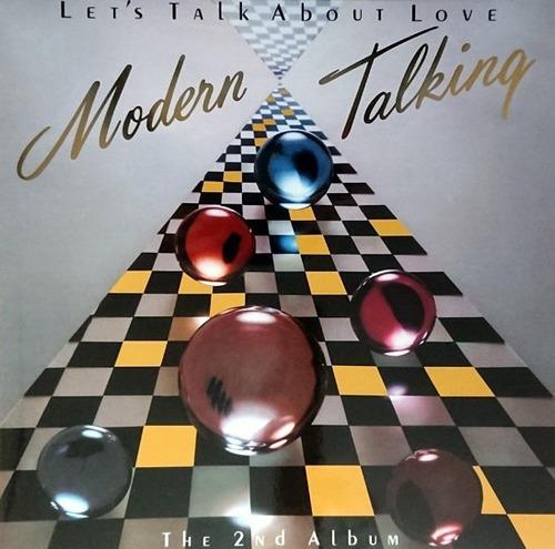 Modern Talking - Let's Talk About Love (vinilo Nuevo Color)