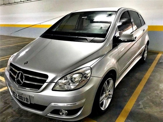 Mercedes-benz B 200 2.0 8v Turbo Gasolina 4p Automático