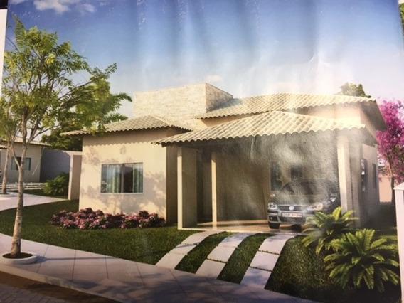 Casa Em Condomínio Com 3 Quartos Para Comprar No Vale Dos Sonhos Em Lagoa Santa/mg - 12489