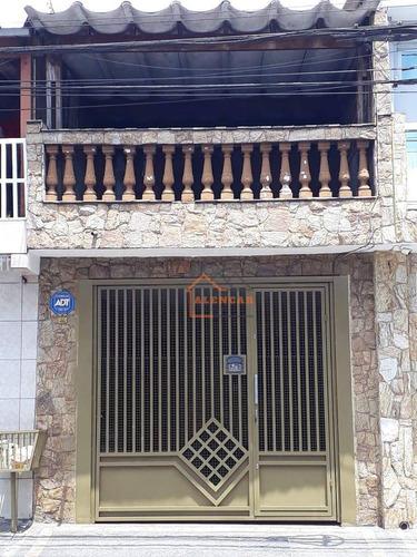 Sobrado À Venda, 125 M² Por R$ 380.000,00 - Vila Carmosina - São Paulo/sp - So0341