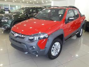 Fiat Strada 1.6 Adventure $130000 Saldo Financia Fiat Tasa 0