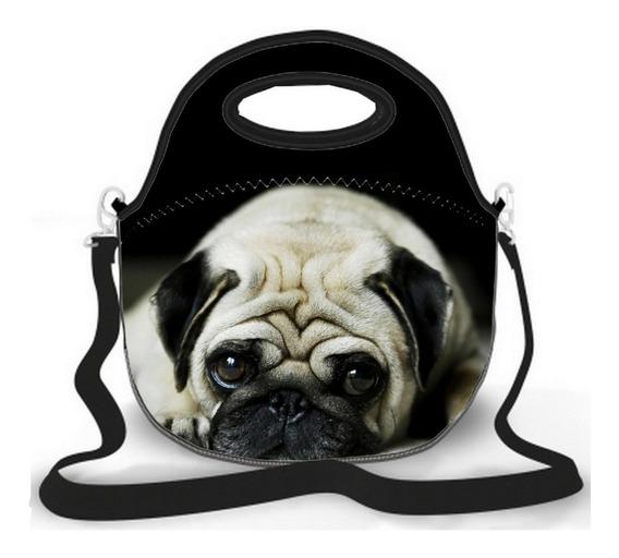Lancheira Cachorrinho Pug