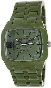 d00183813d25 Reloj Diesel Verde Aqua Grande - Relojes Pulsera en Mercado Libre Chile