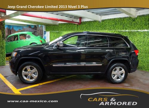 Jeep Grand Cherokee Blindada 2013