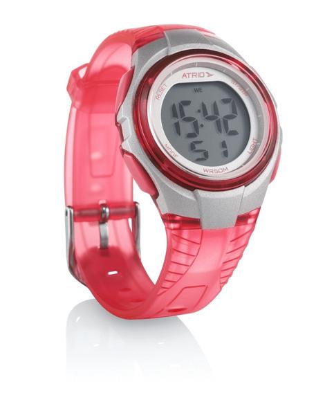 Relógio Feminino Copper Rosa - Atrio - Es096