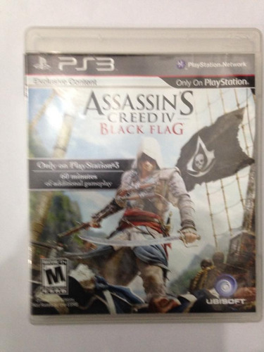 Assassin S Creed 4 Ps3