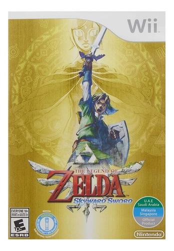 Imagen 1 de 1 de The Legend of Zelda: Skyward Sword 25th Anniversary Special Edition Nintendo Wii  Físico