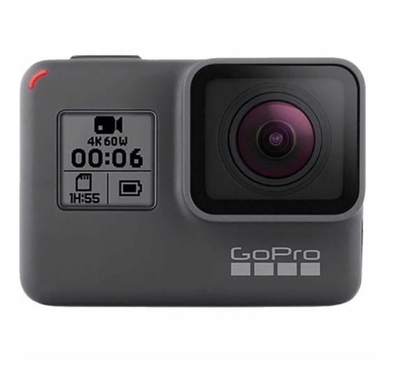 Câmera Gopro Hero 6 Black Chdnh-b17 Wi-fi 2