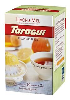 Té Taragüi Placeres Limón & Miel