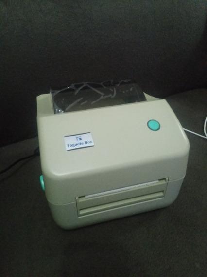 Impressora Térmica Foguete Box Correios Plp +500 Etiquetas