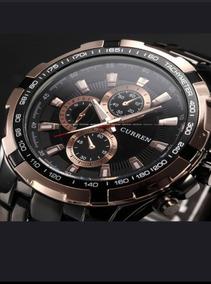 Relógio Curren 8023 Original Militar Masculino Promoção