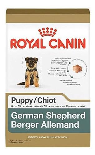 Royal Canin Raza Salud Nutricion Pastor Aleman Puppy Dry Dog