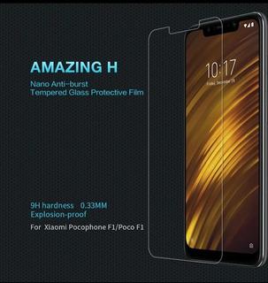 2 Pelicular Pocofhone-f1 Xiaomi Vidro