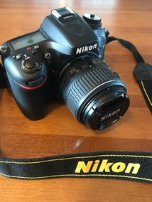 Câmera Nikon D7100 4603 Clicks (shutter Count) + Lente 18-55