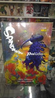 Sandman - Prelúdio N° 1 / Panini - Hq