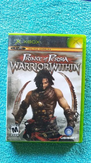 Prince Of Pérsia Warrior Within Xbox Clássico