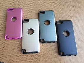 Capa Case iPod Touch 5 Ou 6 Com Pelicula E Frete Gratis