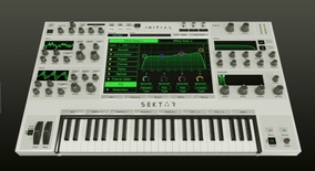 Ableton + Synth Sektor + Dune 3 (instalação)