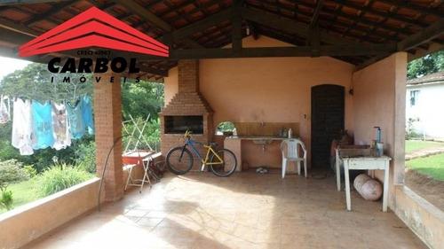 Chácara - Jarinú, Aceita Troca C/ Casa Em Jundiaí - 730049c