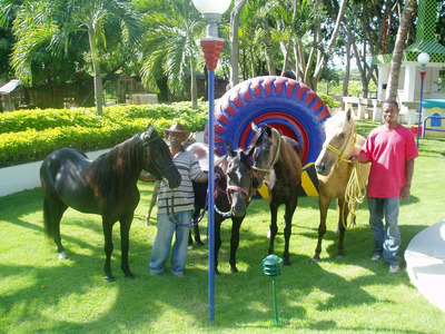 Hacienda Recreativa En Jaibon-laguna Salada Us$500,000