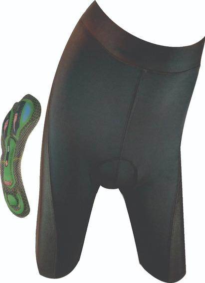 Calza Ciclista Con Badana Para Mujer