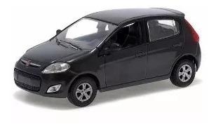 Revista Fiat Fun Grátis Miniatura Carros Pálio