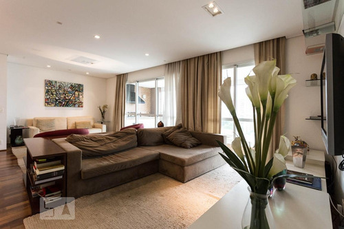 Apartamento À Venda - Brooklin, 3 Quartos,  130 - S892797582