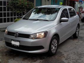 Vw. Gol Cl 2014 Std C/aire Ac. Factura Original Unico Dueño