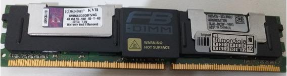 Memória Fb-dimm 4gb Kvr667d208f5/4g