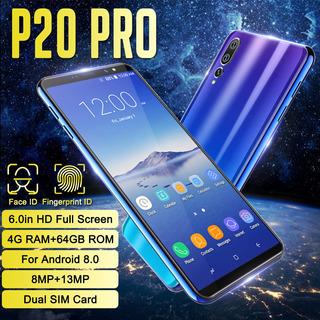 P20 Pro Smartphone 100% Desbloqueado Octa Core 4g+64gb Teléf
