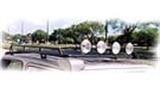 Calha Bagageiro Para Teto Troller 2012