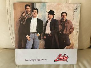 Lp Grupo Ladron, No Tengo Lagrimas