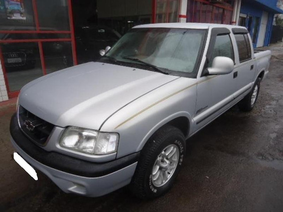 Chevrolet S10 2.5 Dlx 4x4 Cd 8v Turbo Diesel 4p Manual