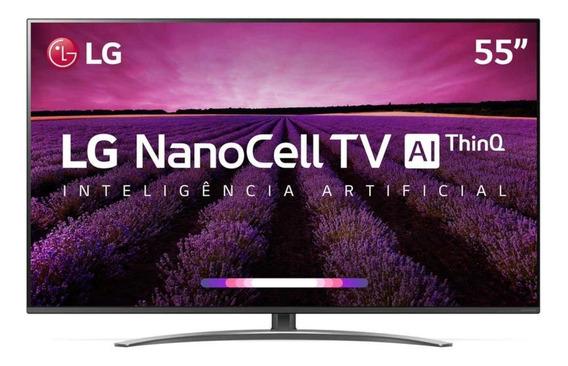 Smart Tv 4k 55 Lg Led U D Sm8100psa Nanocell 4 Hdmi 2 Usb