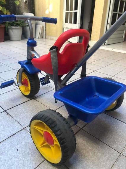 Triciclo Infantil Bandeirante Smart 220. Ofertão!!!