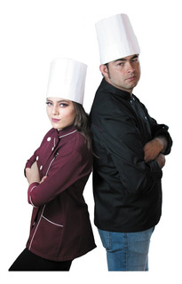 Gorro Chef Corto Unisex
