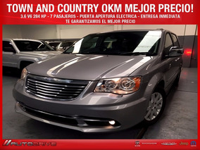 Chrysler Town And Country Okm En Salon