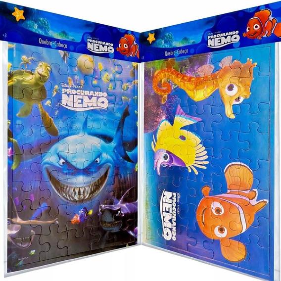 Quebra Cabeca Nemo 40pcs