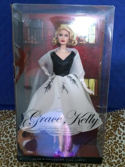Barbie Grace Kelly Janela Indiscreta