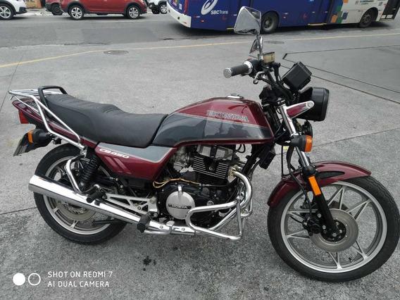 Cb 450 Dx 1989