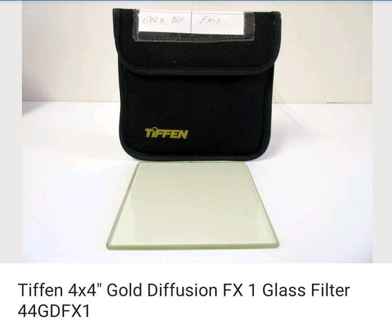 Filtro Tiffen Gold Diffusion 1/2 4x4