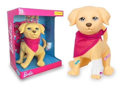 Cachorro Da Barbie Veterinaria Pet Barbie Mattel Original