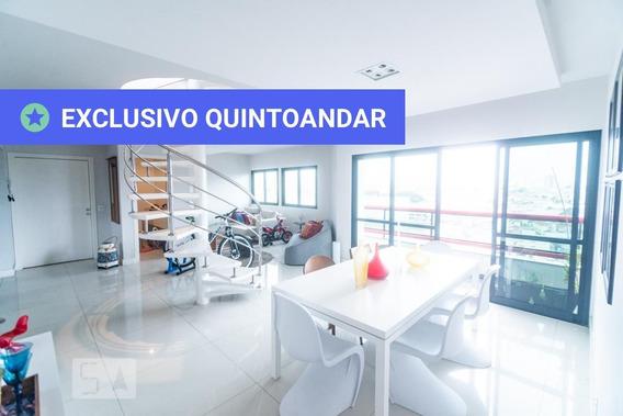 Apartamento No 12º Andar Mobiliado Com 2 Dormitórios E 1 Garagem - Id: 892969591 - 269591