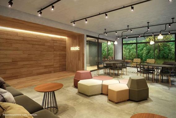 Studio Em Pinheiros, São Paulo/sp De 26m² 1 Quartos À Venda Por R$ 400.000,00 - St379573