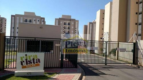 Imagem 1 de 25 de Apartamento Residencial À Venda, Condomínio Residencial Viva Vista, Sumaré. - Ap0852