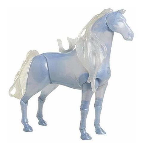 Disney Frozen 2 Elsas Spirit Horse, Iluminado Y Suena Agua N