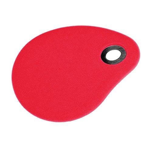 Fox Run 6060 Doughbowl Scraper Silicone Red