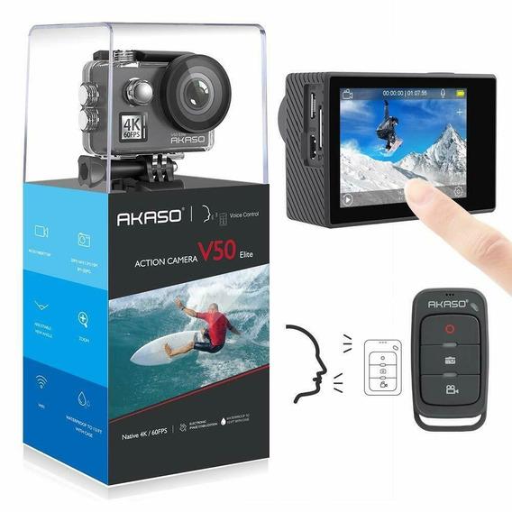 Camera Akaso V50 Elite Ultra Hd 4k/60fps Pronta Entrega