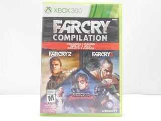 Far Cry: Compliation - Xbox 360 ¡fisico-usado!
