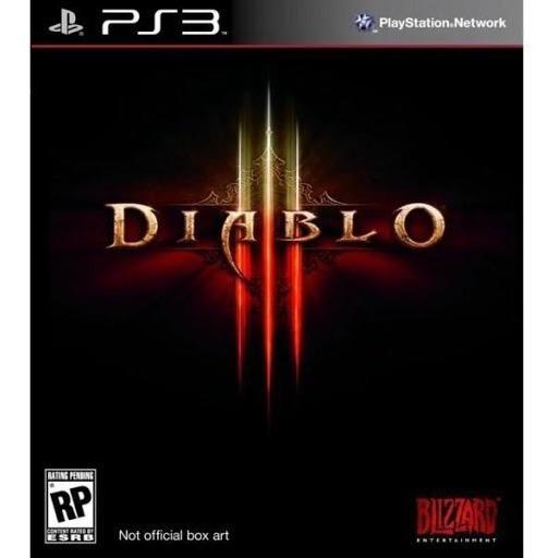Jogo Diablo 3 Ps3 M. Fisica